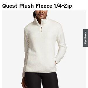Eddie Bauer Quest Fleece 1/4 Zip Pullover